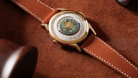Patek Philippe: Uhr erzielt bei Auktion zwei Weltrekorde