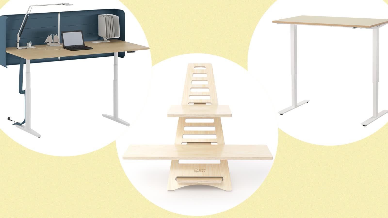 Höhenverstellbarer Schreibtisch: Die 9 besten Modelle fürs Homeoffice