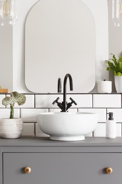 Gäste-WC-Ideen: Die besten Einrichtungstipps für kleine Badezimmer