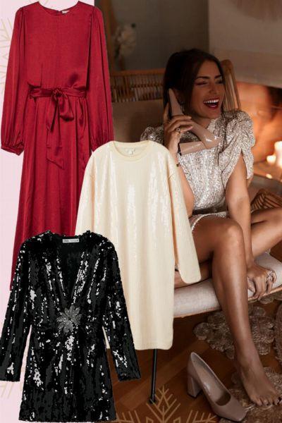 Festliche Kleider: Die 20 schönsten Dresses für Weihnachten 2020 - ab 40 Euro geht's los!
