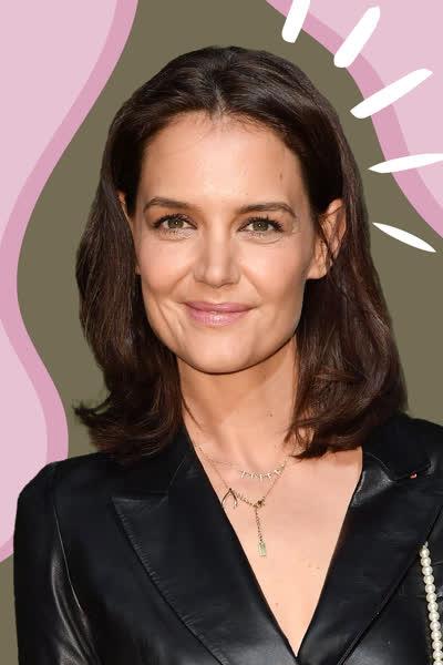 Katie Holmes: Auf diese clevere Styling-Formel schwört die Schauspielerin bei ihren Herbst-Looks - und sieht dabei immer fabelhaft aus
