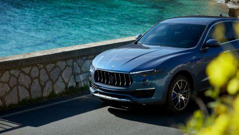 Maserati Levante Hybrid: Sport-SUV bekommt E-Power